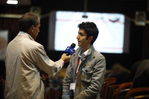 مصاحبه حامد رضازاده با شبکه اصفهان